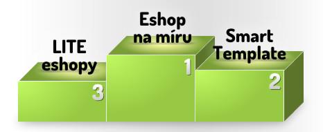 Varianty internetových obchodů